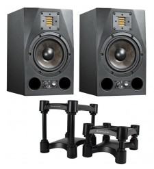 ADAM A7X Studio Monitoring Bundle 
