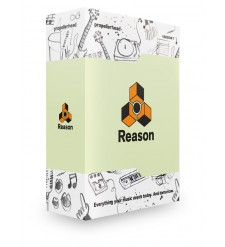 Propellerhead Reason 7 Audio/MIDI Recording Software 