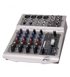 Peavey PV6 6 Channel Mini Mixer  