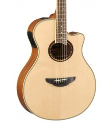 Yamaha APX700II Electro Acoustic Guitar, Natural Finish  