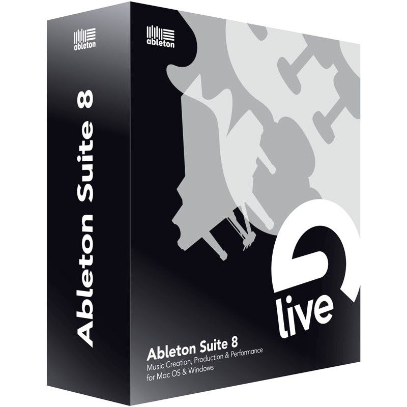ableton live lite 8 fender edition download