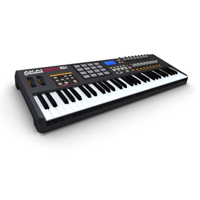 Akai MPK61 61 Note Controller Keyboard USB / MIDI  