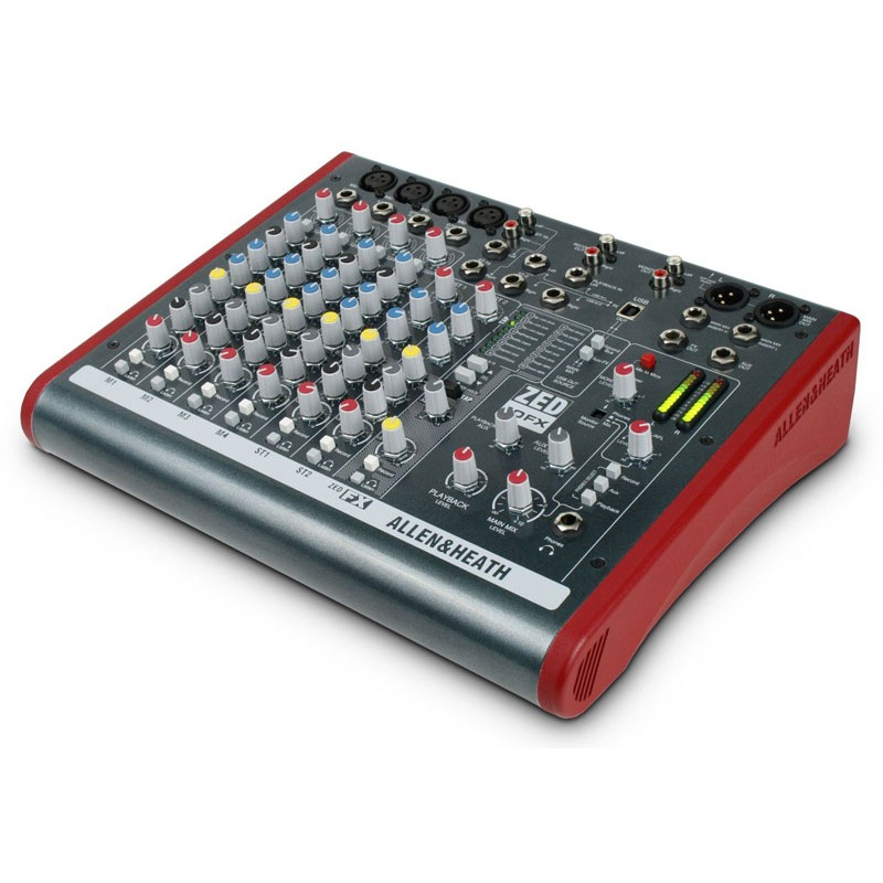 Allen &amp; Heath Zed-10FX Mixing Console   