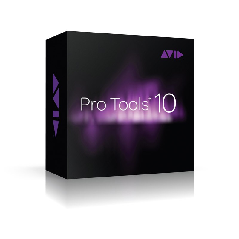 AVID Pro Tools 10 HD Upgrade from Pro Tools 7 HD