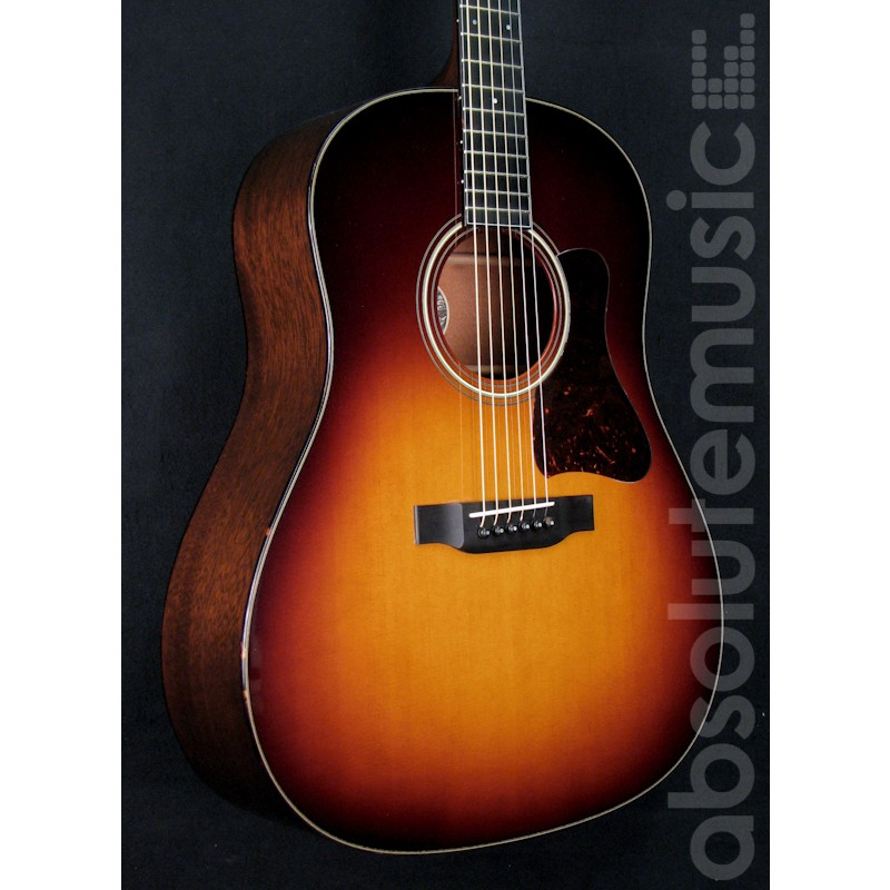 Collings CJ MH SS Acoustic Guitar, Sunburst (pre-owned)