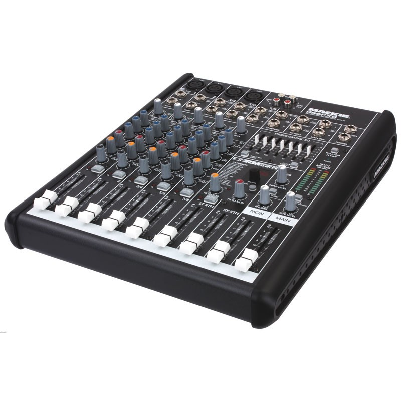 Mackie ProFX8 8 channel mixer with FX