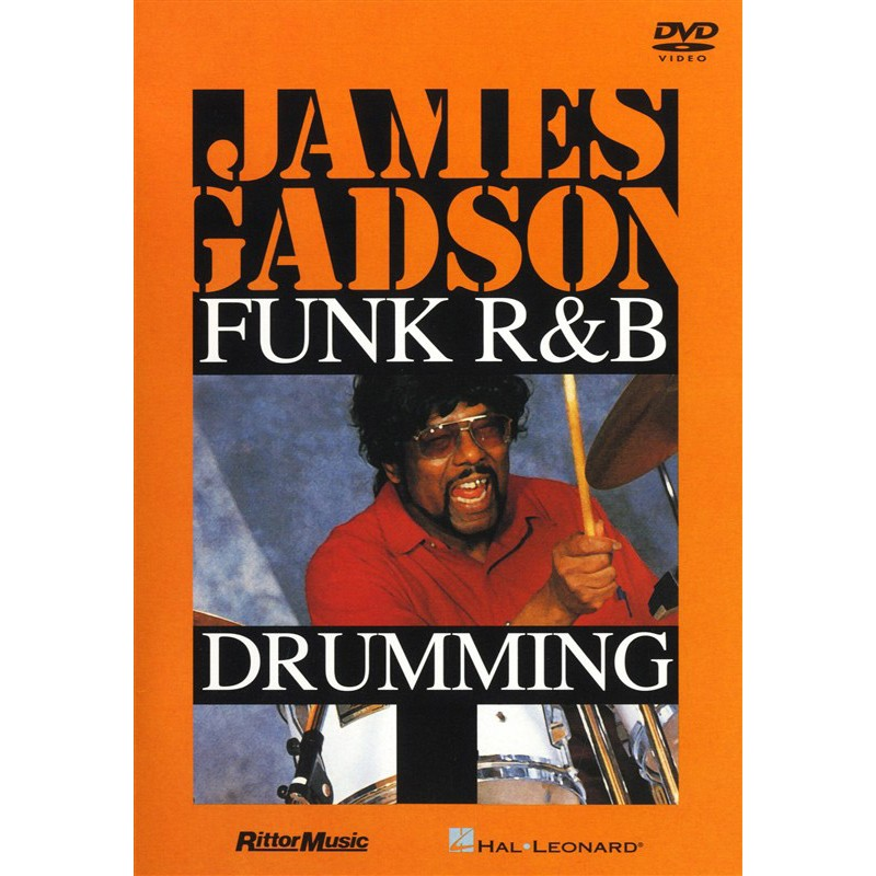 James Gadson Funk and R&B Drumming DVD