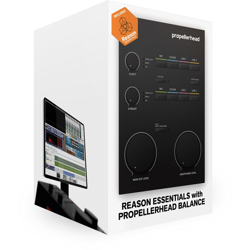 Propellerhead Balance Audio Interface with Reason Essentials