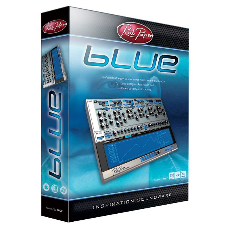 Rob Papen Blue Virtual Synthesizer