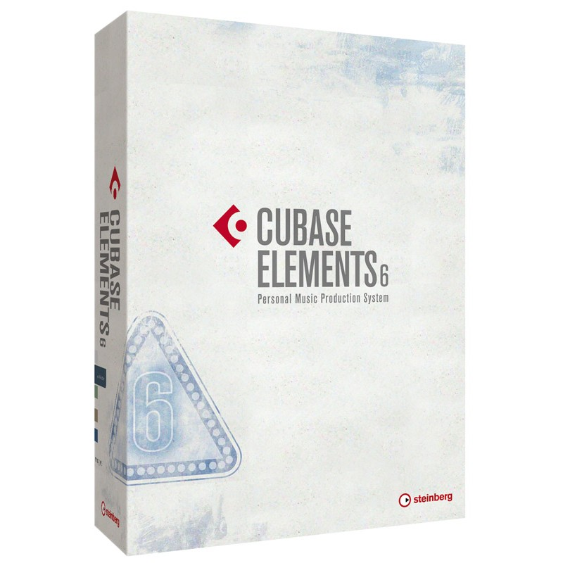 Steinberg Cubase 6 Elements (Educational, single licence)