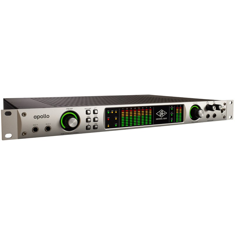 Universal Audio Apollo Quad Audio Interface with DSP  