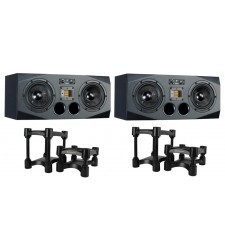 ADAM A77X Studio Monitoring Bundle