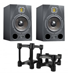 ADAM A8X Studio Monitoring Bundle