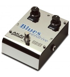 Akai Analog Custom Shop Blues Overdrive Pedal