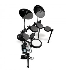 Alesis DM8 USB Electronic Drum Kit with Headphones, Pedal, Throne & Sticks