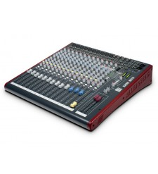 Allen & Heath Zed 16FX Mixing Console (10 mono + 3 stereo channels)
