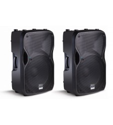 Alto TRUESONIC TS115A 15 inch Active PA Speakers (Pair)  