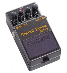Boss MT-2 Metal Zone Distortion Guitar Effects Pedal  (as new)