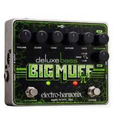 Electro Harmonix Deluxe Bass Big Muff Pi Effects Pedal