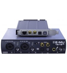EMU 1616M PCIe Audio Interface