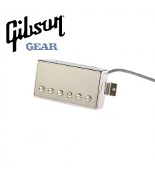 Gibson IM57R4P-NZ Classic 57 Humbucker Pickup, Nickel Cover  
