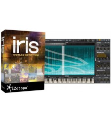 Izotope Iris Virtual Sampler/Synthesiser