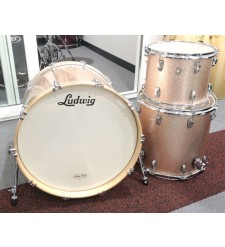 Ludwig Classic Maple Drum Kit 22,13,16, Champagne Sparkle 