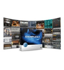 Native Instruments Komplete 9 Update from Komplete 2-8