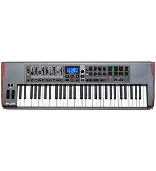Novation Impulse 61 USB MIDI Controller Keyboard  