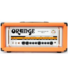 Orange Rockerverb Mark 2 100 Watt Twin Channel  Amplifier Guitar Head Divo Fitted