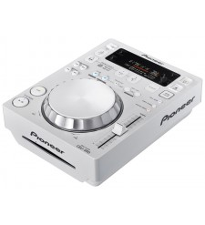 Pioneer CDJ-350-W DJ Multi format player/controller with rekordbox (White)