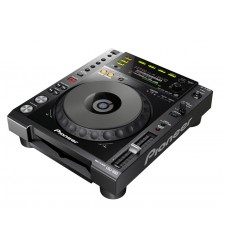 Pioneer CDJ-850-K Pro DJ Multi Format Player/Controller With Rekordbox, (Black)