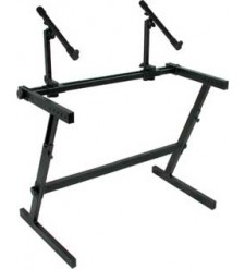 QuikLok Z-726L Z Type Keyboard Stand with second tier (Long)