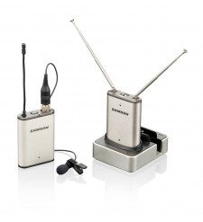 Samson Airline Micro Camera mounted radio microphone system  