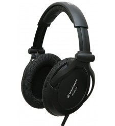 Sennheiser HD380 Pro Closed Back Headphones (Black)