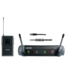 Shure PGX14 UHF wireless guitar system 