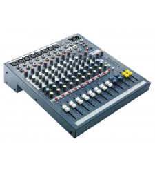 Soundcraft EPM8 10 channel mixing desk  
