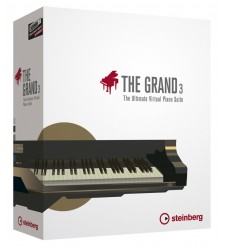 Steinberg The Grand 3 Virtual Instrument (Requires Steinberg Key)