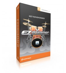 Toontrack EZ Drummer Software Plugin