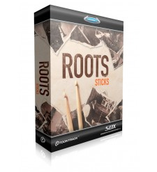 Toontrack Roots: Sticks SDX Expansion Pack for Superior Drummer