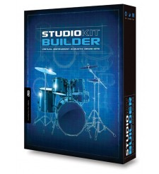 Vir2 Studio Kit Builder Drum Software