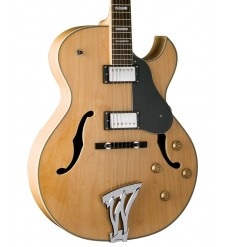 Washburn J3 Electric Guitar, Natural