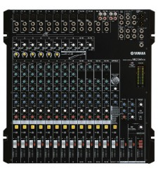 Yamaha MG166CX 16 ch mixer with compression & FX