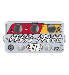 Zvex Vexter Super Duper Effects Pedal