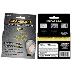 Ahead Custom Moulded Earplugs