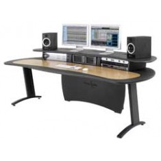 AKA Design ProEdit desk (grey/oak)