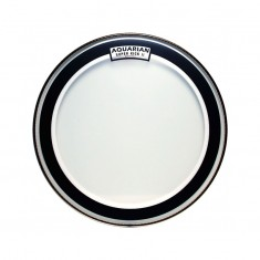 Aquarian ASKII22 22 inch Super Kick II Clear Bass Drum Head
