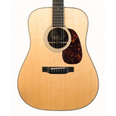 Collings D2H Acoustic Guitar, Natural, 1 23/32 Nut, No Tongue Brace  (Pre-Owned)