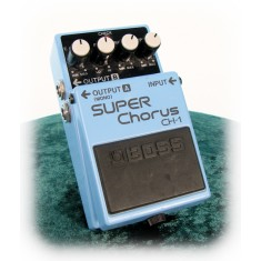 Boss CH-1 Super Chorus Effects Pedal   (Pre-Owned)