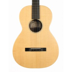 Larrivee P-01 Parlor Acoustic Guitar, Natural (Pre-Owned)